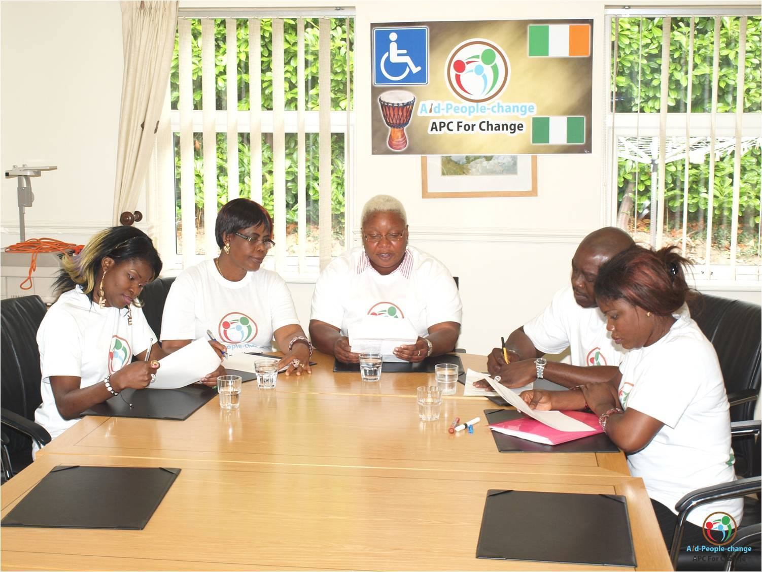 Aid People Change Naija - (APCN) Non Government Organization Dublin