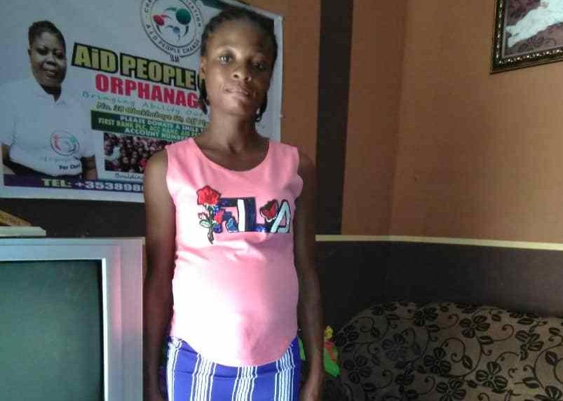 Miss Victory Okoduwa