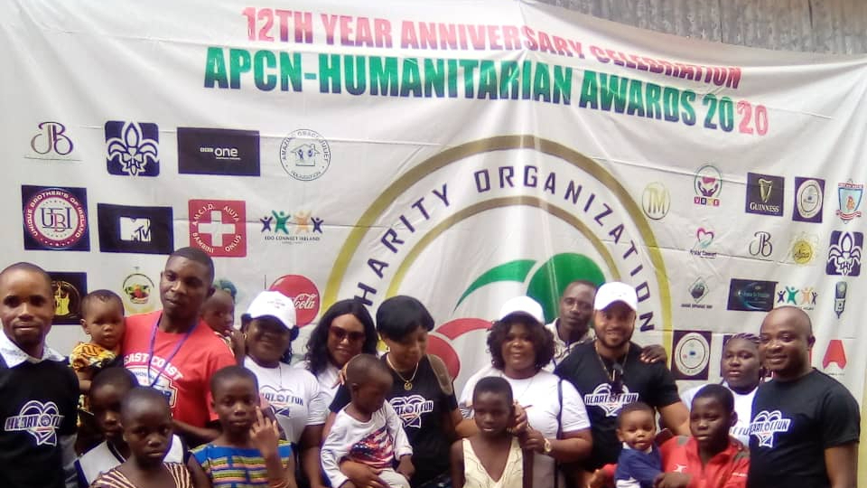 Closing Ceremony of APCN Humanitarian Awards 2020