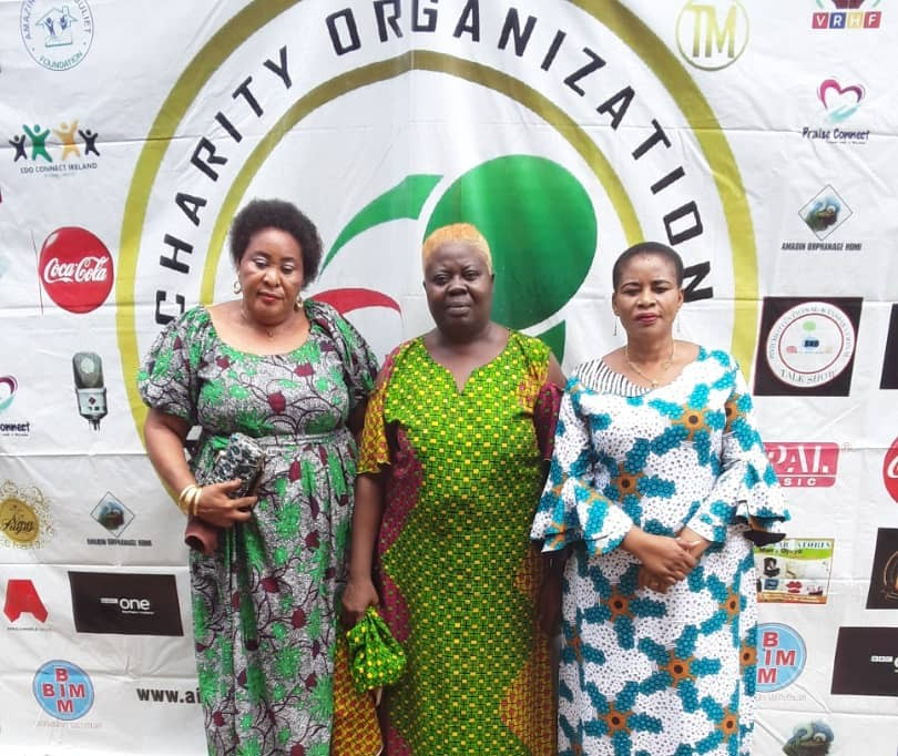 Magdalene Ohenhen, the Edo state commissioner for women affairs and social development