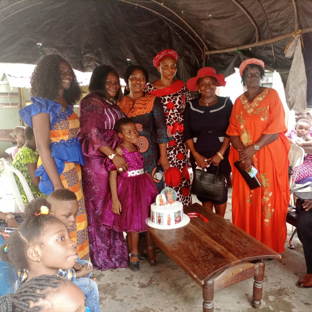 Aid People Change Nigeria Charity and Orphanage Organisation donors
